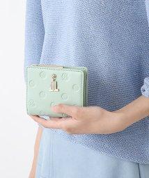 LANVIN en Bleu(BAG)/マルグリット Lファスナー2つ折り財布/503141733