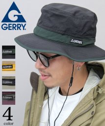 AMS SELECT/【GERRY/ジェリ】配色ナイロンアドベンチャーハット/サファリハット/あご紐付/503145694