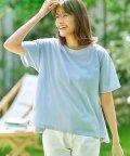 KOBE LETTUCE/【アセリア】汗染み防止AラインTシャツ [C4469]/503153375