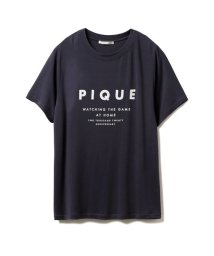 gelato pique/アニバーサリーロゴTシャツ/503153535