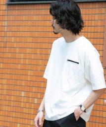 URBAN RESEARCH Sonny Label/URTECHファスナーポケットTシャツ/503153590