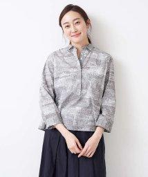 collex/【STAMP AND DIARY】 シャツカラープルオーバーシャツ/503154181