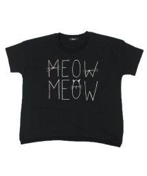 UNICA/【2020春夏】MEOW MEOW Tシャツ 110~140/503023788