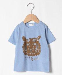 b-ROOM/アニマルプリントTシャツ/503137871