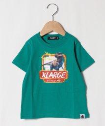 XLARGE KIDS/ティラノサウルスグラフィックTシャツ/503137897