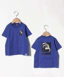 XLARGE KIDS/OGゴリラスクエアロゴTシャツ/503137898