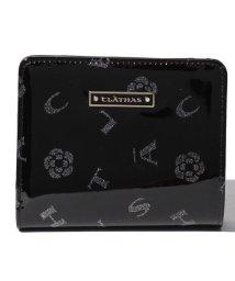 CLATHAS/ラミ Lファスナー2つ折り財布/503141519
