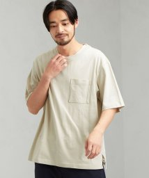 green label relaxing/【 WEB限定 】 SC ★★ レイヤード クルー SS Tシャツ #/503145099