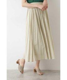 NATURAL BEAUTY BASIC/ローンマキシスカート/503154606