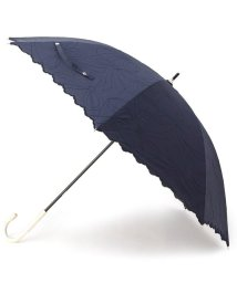 grove/because 晴雨兼用 スカラップリボン刺しゅう長傘/503155564