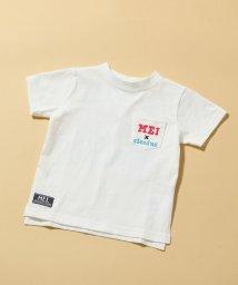 ROPE' PICNIC KIDS/【ROPE' PICNIC KIDS】【MEI×Cleofus】バックプリントTシャツ/503157917