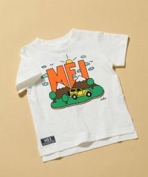 ROPE' PICNIC KIDS/【ROPE' PICNIC KIDS】【MEI×Cleofus】プリントTシャツ/503157918