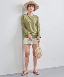UNITED ARROWS/<TAARA clothing(タアラ クロージング)>ハイウエスト ショーツ/503041080