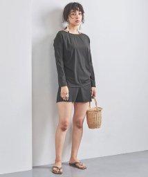 UNITED ARROWS/<TAARA clothing(タアラ クロージング)>ハイウエスト ショーツ BK/503061472