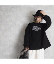 ARGO TOKYO/ロゴロングTシャツ 24101/503116206