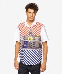 BENETTON (mens)/フォトプリントオープンカラー半袖シャツ/503121808