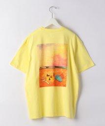 green label relaxing/別注 [ ジョナス クレアッソン ] JONAS GLR BEACH CAMP Tシャツ/503135395