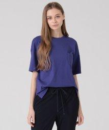 MACKINTOSH LONDON/スーピマコットン天竺Tシャツ/503136231