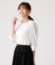 TO BE CHIC/【WEB限定】クールコットンカットソー/503141776