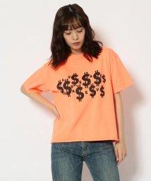 BEAVER/FUNG/ファング Basic neon tee cut off save Tシャツ/503158212