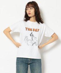BEAVER/FUNG/ファング Basic tee the day Tシャツ/503158215