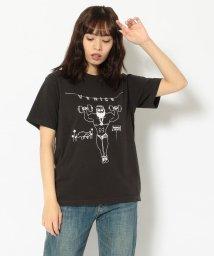 BEAVER/FUNG/ファング Pigment tee muscle man Tシャツ/503158217