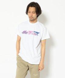 BEAVER/MANASTASH/マナスタッシュ GRADATION SCHEME SS TEE Tシャツ/503158237