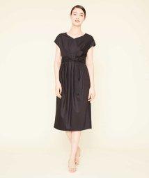 Sybilla/ポリエステルレーヨンデザインドレス/503158349