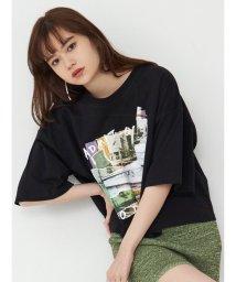 EMODA/ランダムステッチTシャツ/503158418