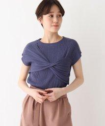 AG by aquagirl/【洗える】リブツイストプルオーバー/503158706