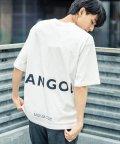 Rocky Monroe/KANGOL カンゴール Tシャツ メンズ レディース USAコットン 米綿 半袖 プリント ロゴ ボックス スクエア カジュアル シンプル お揃い ペア プレ/503159141