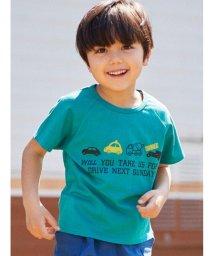 SHOO・LA・RUE(Kids) /【80-120cm/接触冷感】乗り物&恐竜Tシャツ/503159198