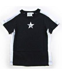 GRAND HOPES/Tシャツ メッシュ切り替え/503159617