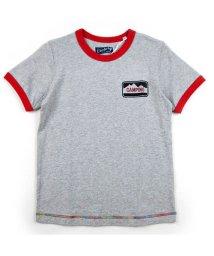 VICTORY OF ALPHA/Tシャツ  レインボーステッチ/503159690