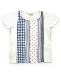 Pal House/半袖Tシャツ フロント切替/503159717