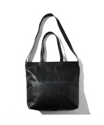 BLACK HONEY CHILI COOKIE/B.H.C.C Big Logo Leather Tote Bag/503072173