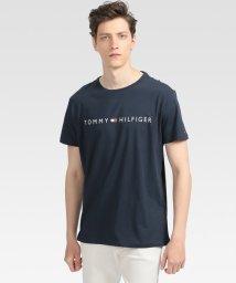 TOMMY HILFIGER MENS/【オンライン限定】ベーシックロゴTシャツ/503140734