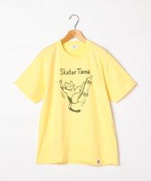 POCHITAMA LAND/Skater Tama Tシャツ/503152503
