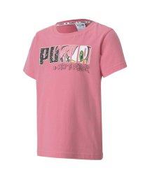 PUMA/キッズ PUMA x SEGA  Tシャツ 半袖/503164131