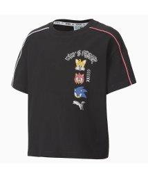 PUMA/キッズ ガールズ PUMA x SEGA Tシャツ 半袖/503164135