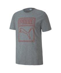 PUMA/ボックスロゴ グラフィック Tシャツ 半袖/503164335