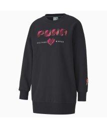 PUMA/DIGITAL LOVE ウィメンズ ドレス ワンピース/503164342