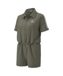PUMA/CLASSICS ウィメンズ ウーブン ジャンプスーツ/503164419