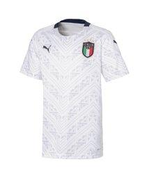 PUMA/キッズ FIGC イタリア アウェイ レプリカシャツ JR 半袖 ユニフォーム/503164665