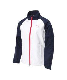 PUMA/ゴルフ W レインウェア/503165032