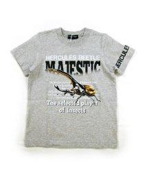 BE-ZIGY/半袖Tシャツ ヘラクレスオオカブト/503165259