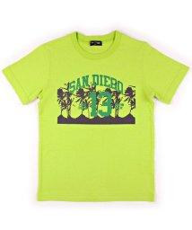 BE-ZIGY/半袖Tシャツ サーフ柄/503165266