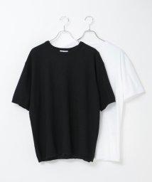 tk.TAKEO KIKUCHI/【WEB限定】サマーニット&カットソーセット アンサンブル/503165378