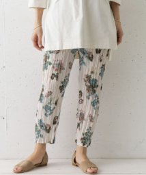 URBAN RESEARCH DOORS/mizuiro ind print washer pants/503165641