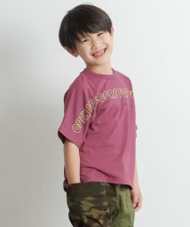 URBAN RESEARCH DOORS(Kids)/【別注】highking×DOORS 速乾メッシュTシャツ(KIDS)/503165655